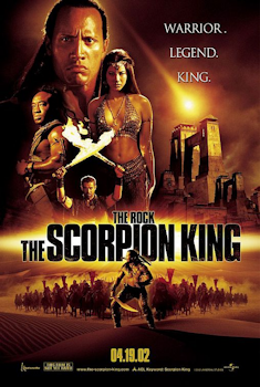 The Scorpion King from IMDB
