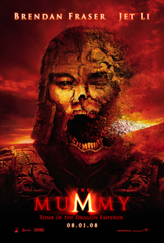 The Mummy: Tomb of the Dragon Emperor from IMDB
